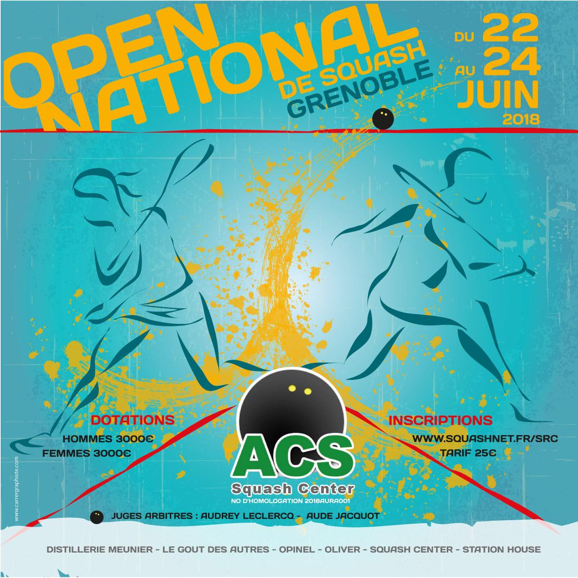 Open National 2018