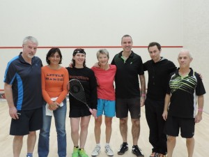 Squash l'adour-ACS center